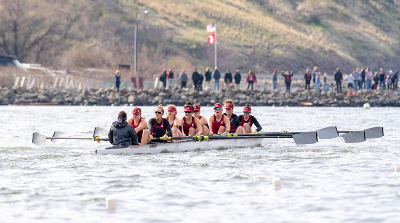Rowing Heads to the Buckeye State this Weekend for the Big Ten Invitational