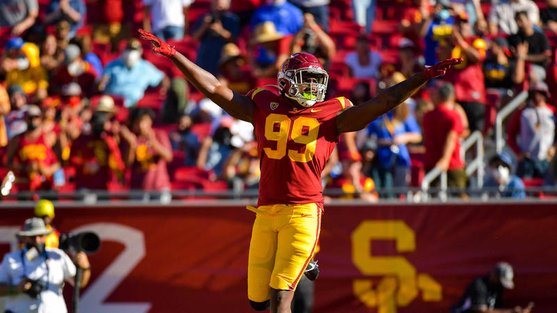 USC Football Returns To Coliseum, Hosts Oregon State For First Time Since  2017 | Pac-12