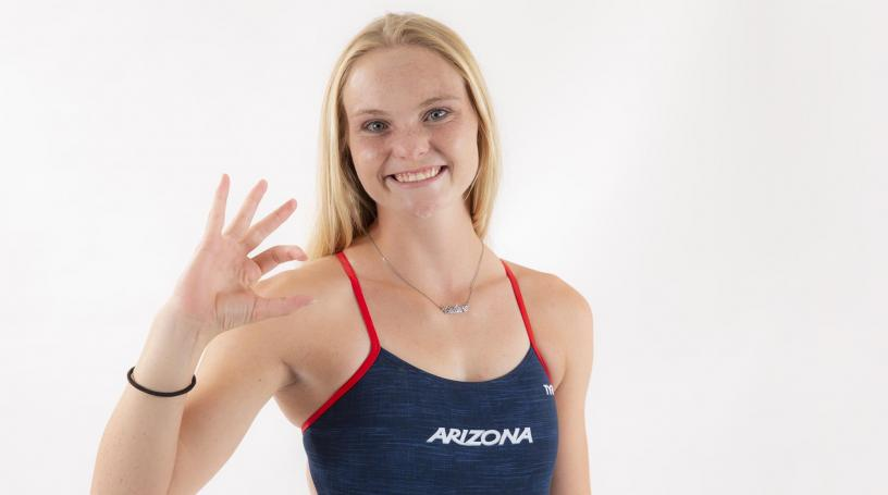 Who We Are: Delaney Schnell   Pac-12