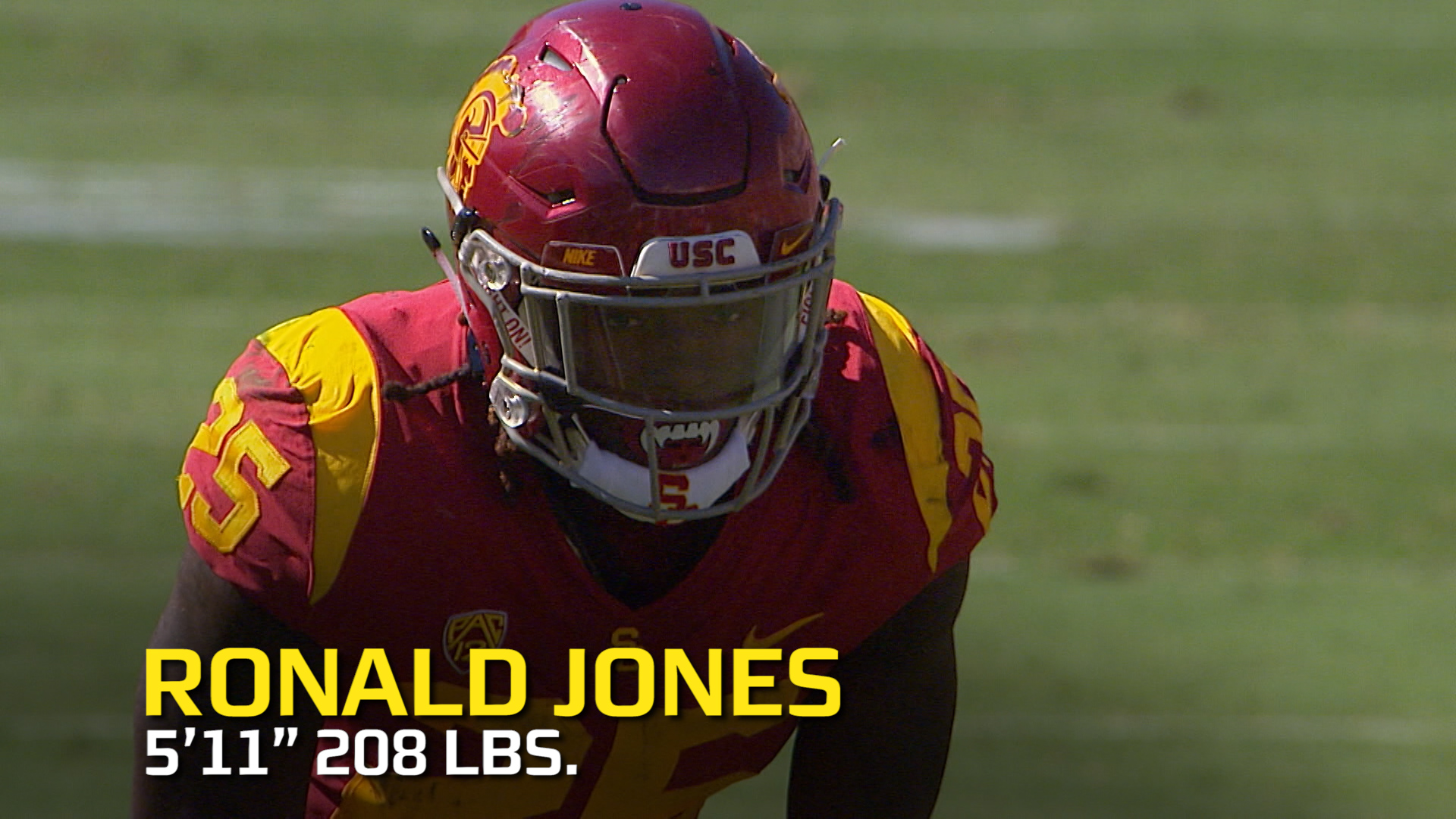 Ronald Jones Highlights Dynamic Rusher Ready To Make His Mark At Next Level Pac 12