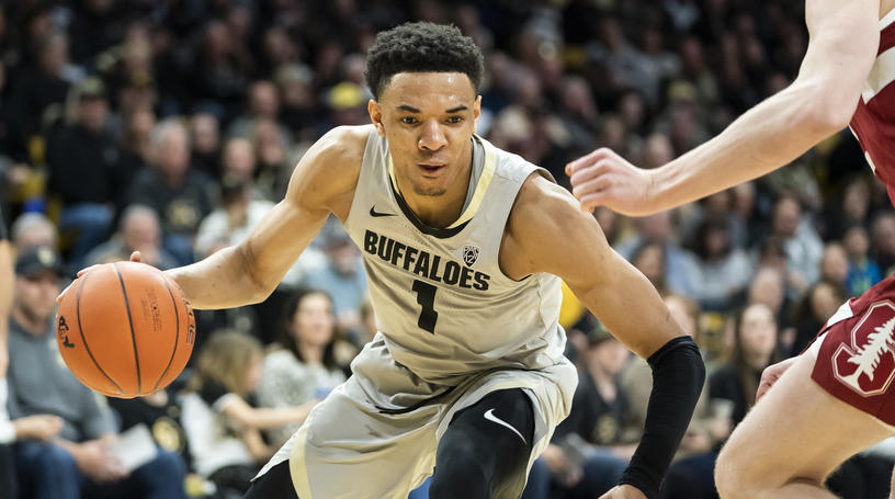 Former Buffs Set To Compete In NBA Summer League