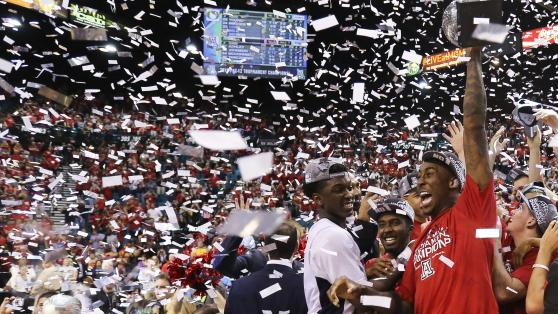 2015 Pac-12 Conference Men's Basketball Tournament