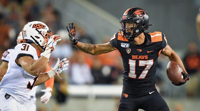 Oklahoma State at Oregon State | Pac-12